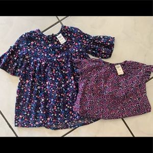 Carters baby girl size 12m